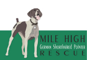 Mile High German Shorthaired Pointer Rescue