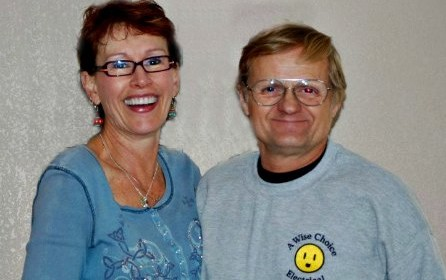 Foster Spotlight: Meet Gail and Gordie Wise!